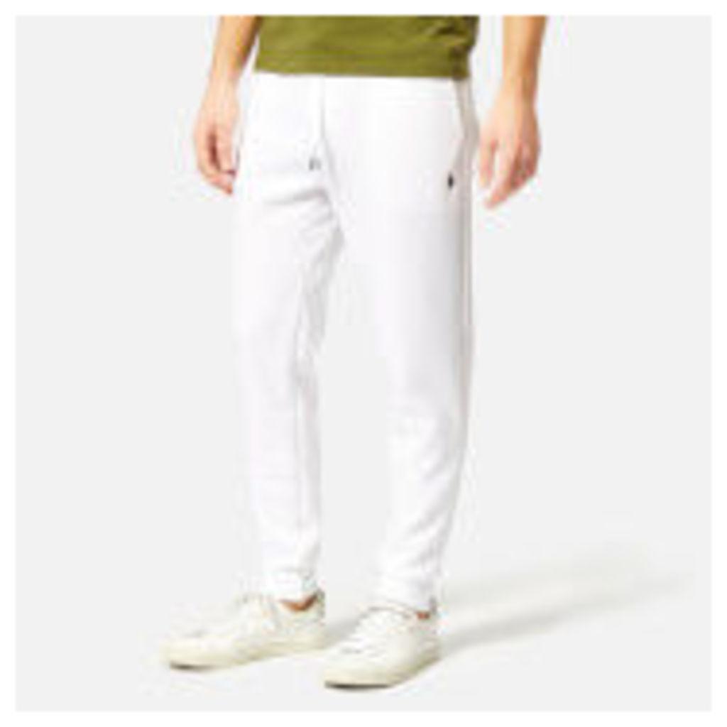 Polo Ralph Lauren Men's Double Knit Tech Pants - White - L - White
