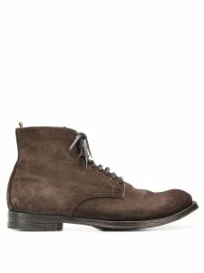 Officine Creative Anatomia Derby boots - Brown