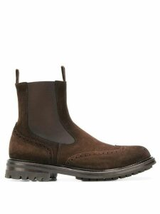 Officine Creative Exeter Chelsea boots - Brown
