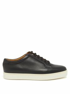 Falke Ess - Zip Through Cotton Stretch Hooded Sweatshirt - Mens - Navy