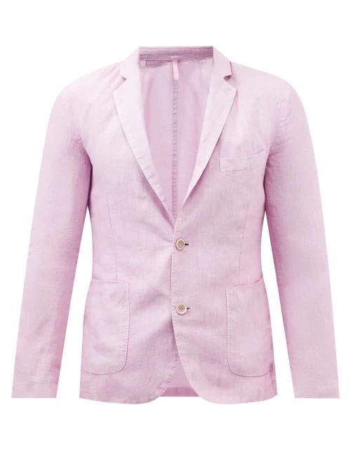 Stone Island - Fisherman Knit Cotton Sweater - Mens - Yellow