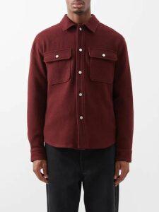 A.p.c. - New Standard Straight Fit Jeans - Mens - Indigo