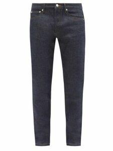 A.p.c. - Petit Standard Slim Leg Jeans - Mens - Indigo