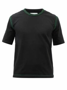 Prada - Nylon Gabardine Trousers - Mens - Black
