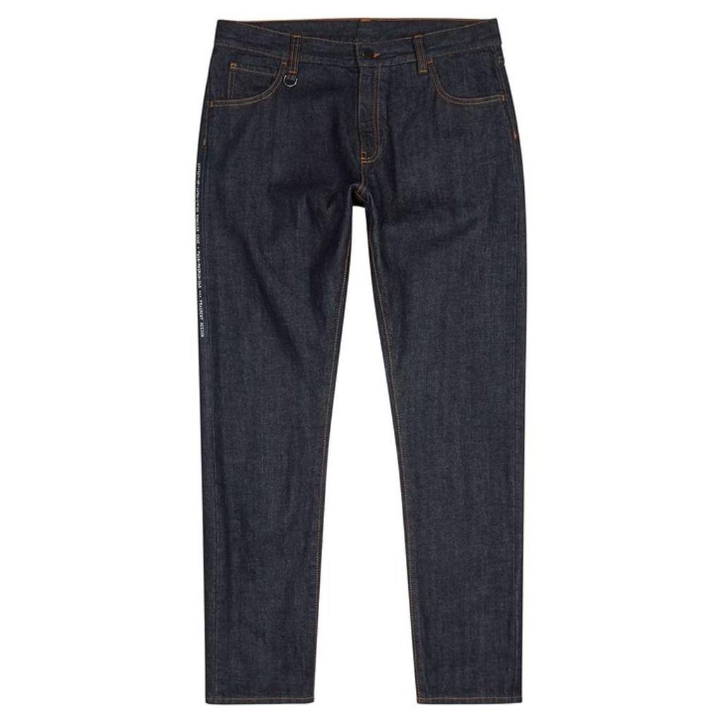 Moncler Genius Fragment Hiroshi Fujiwara Slim-leg Jeans
