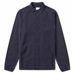 Les Basics Le Coach Jacket Navy