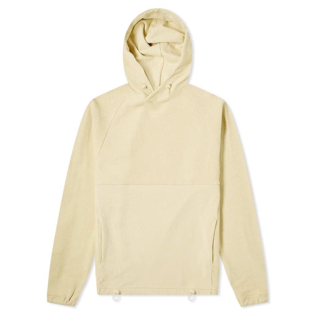 Les Basics Le 5050 Hoody Yellow