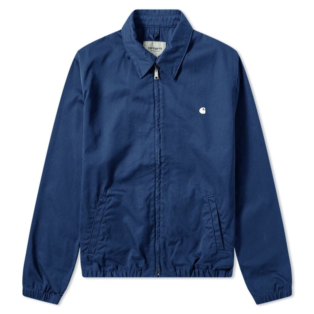Carhartt Madison Jacket Blue & Wax