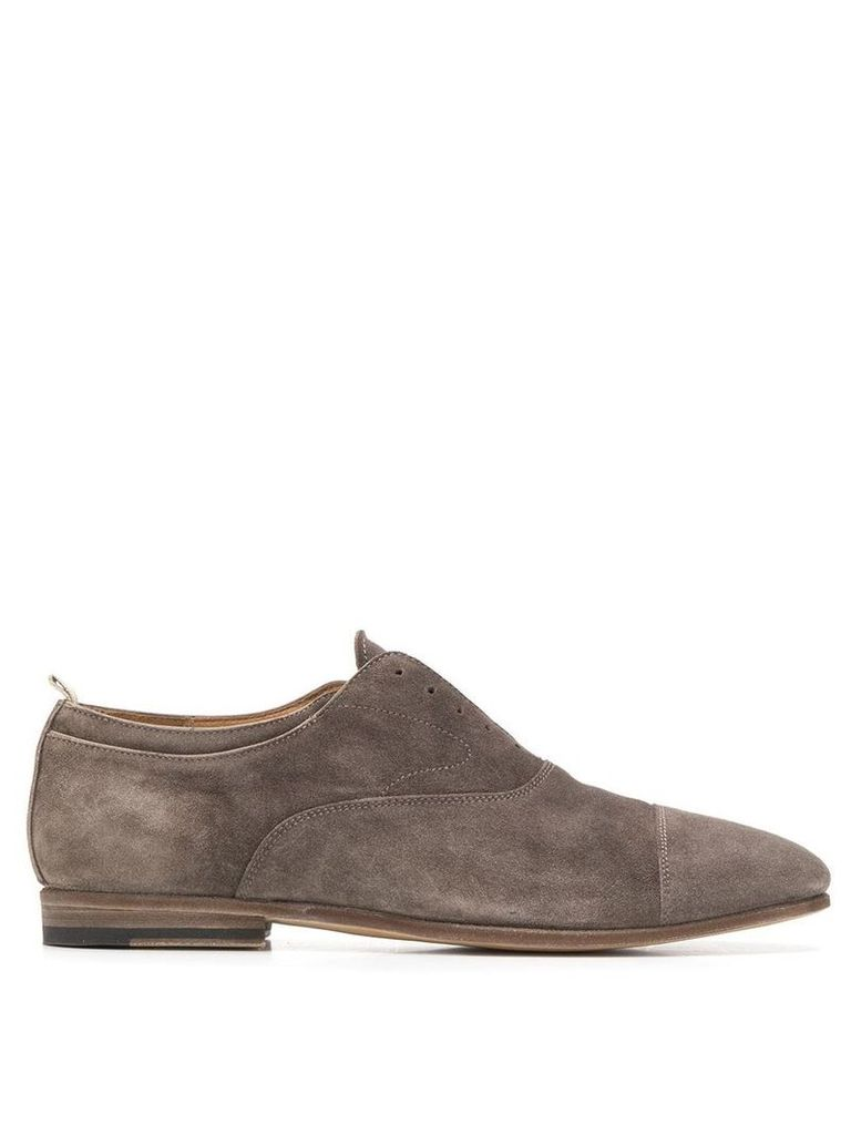 Officine Creative Revien oxford shoes - Grey