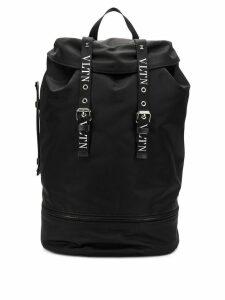 Valentino Valentino Garavani VLTN backpack - Black