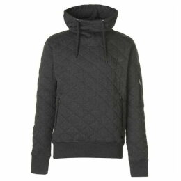 Firetrap Quilted OTH Hoody Mens