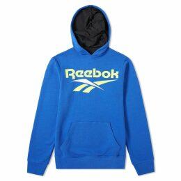 Reebok Vector Hoody Cobalt