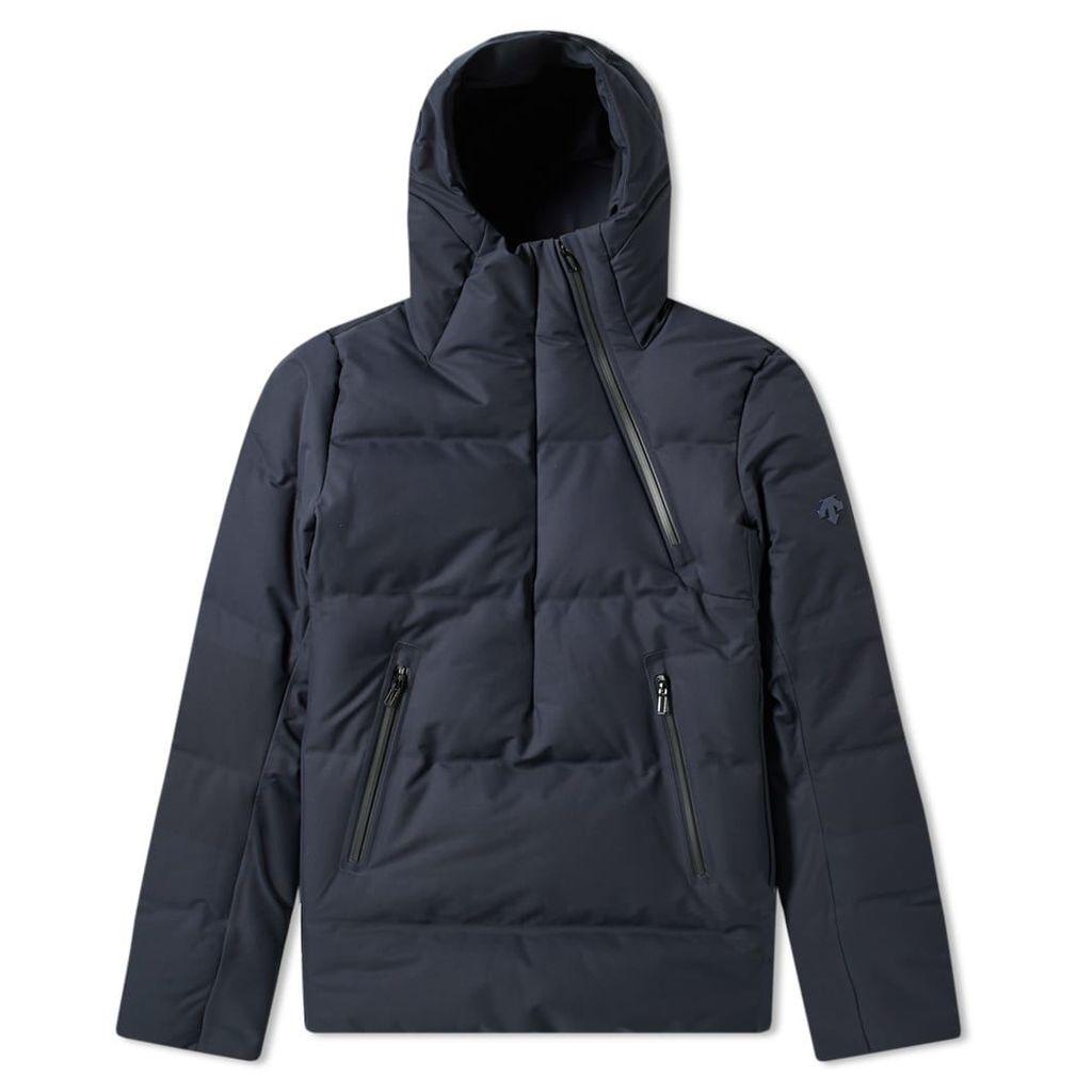 Descente Allterrain Mizusawa Traverse Down Jacket Graphite & Navy