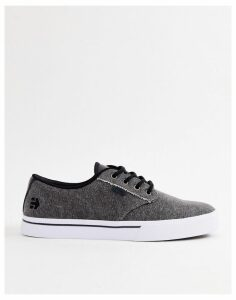 Etnies Jameson 2 Eco trainers in black wash