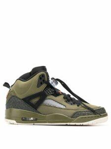 Jordan Jordan x Spike Lee Spizike sneakers - Green