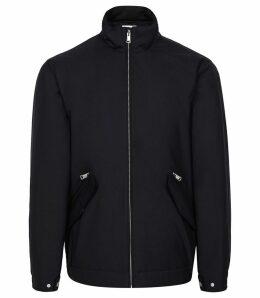 Reiss Kamoka - Padded Harrington Jacket in Navy, Mens, Size XXL