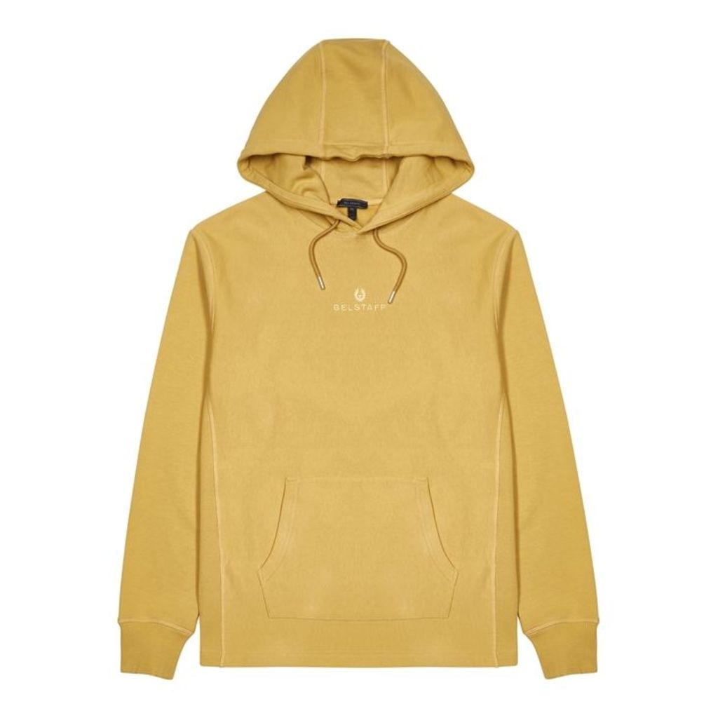Belstaff Padox Hooded Cotton Sweatshirt