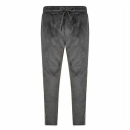 Prevu Velour Jogging Bottoms