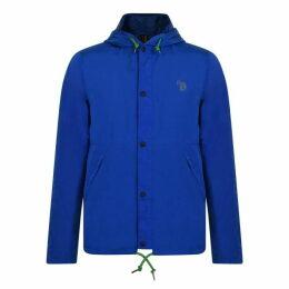 PS by Paul Smith Zebra Logo Anorak Jacket