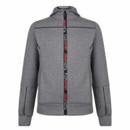 Plein Sport Tiger Hooded Sweatshirt