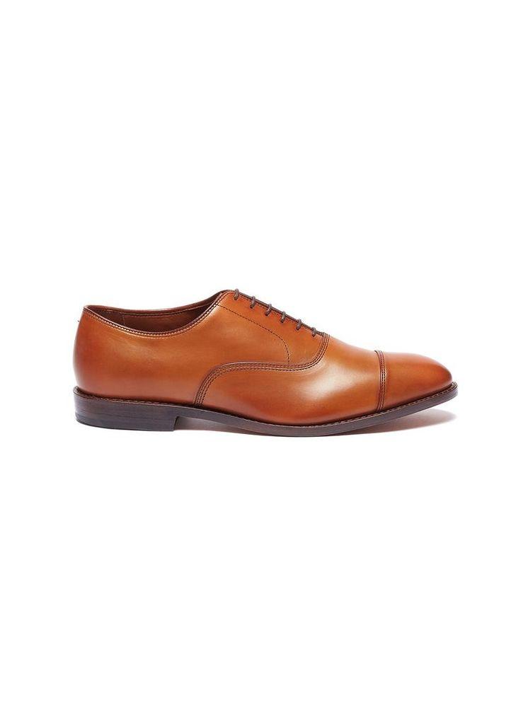 'Park Avenue' leather Oxfords