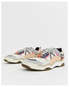 Vans Varix colour block trainers in multi VN0A3WLNVUD1