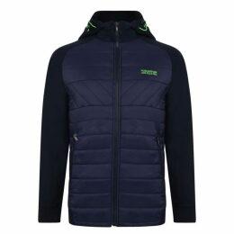 Hurlingham Polo 1875 Hybrid Hooded Jacket