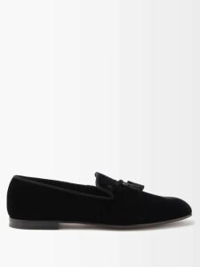 Polo Ralph Lauren - Logo Embroidered Hooded Sweatshirt - Mens - Grey