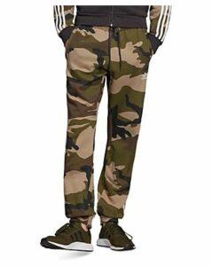 adidas Originals Camouflage-Print Fleece Sweatpants