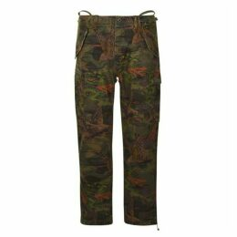 Polo Ralph Lauren Camouflage Trousers