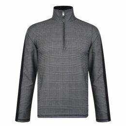 Prevu Half Zip Long Sleeved Top