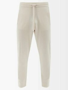 Valentino - Rockrunner Suede And Leather Trainers - Mens - Black Multi