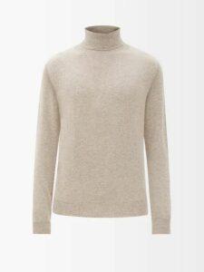 Iffley Road - Marlow Technical Twill Running Jacket - Mens - Navy Multi