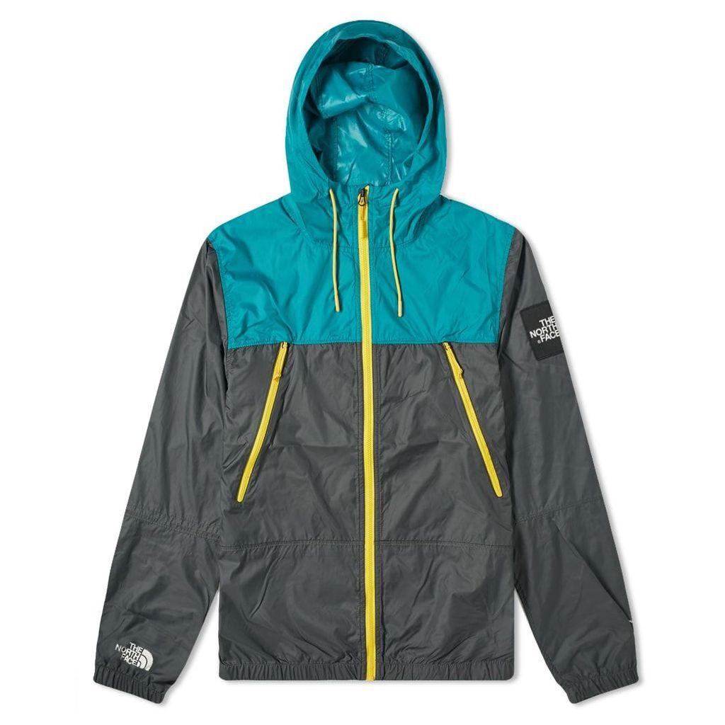 The North Face 1990 Seasonal Mountain Jacket Asphalt Grey & Everglade