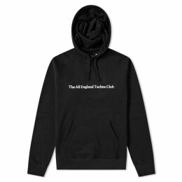 IDEA All England Techno Club Hoody - END. Exclusive Black