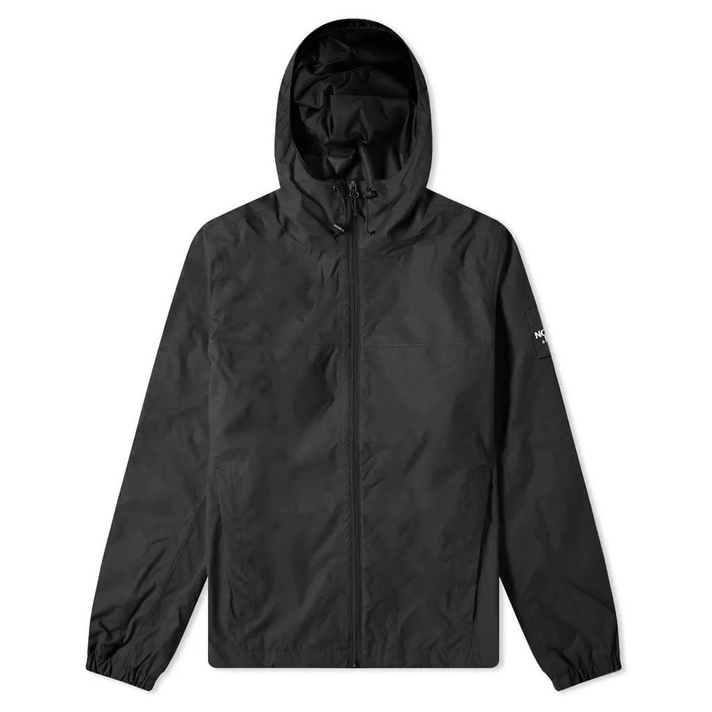The North Face 1990 Mountain Q Jacket Black & White