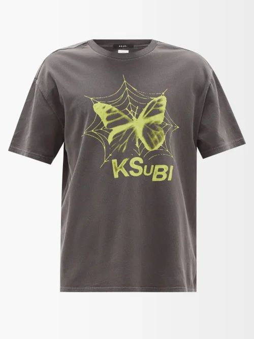 Gucci - Metallic Logo Jacquard Wool Blend Sweater - Mens - Orange