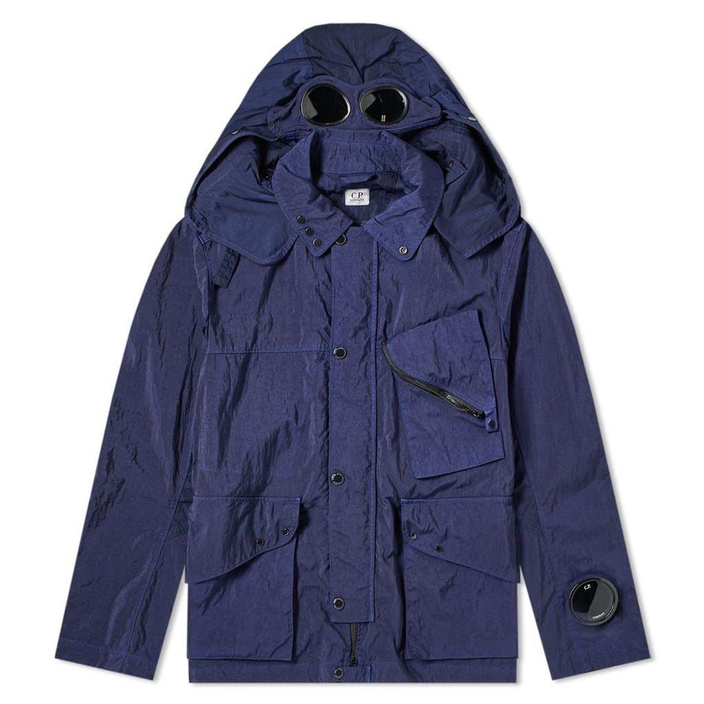 C.P. Company Mille Miglia Goggle Jacket Navy