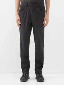 Prada - Crew Neck Wool Sweater - Mens - Blue