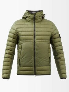 Prada - Reversible Hooded Technical Jacket - Mens - Multi