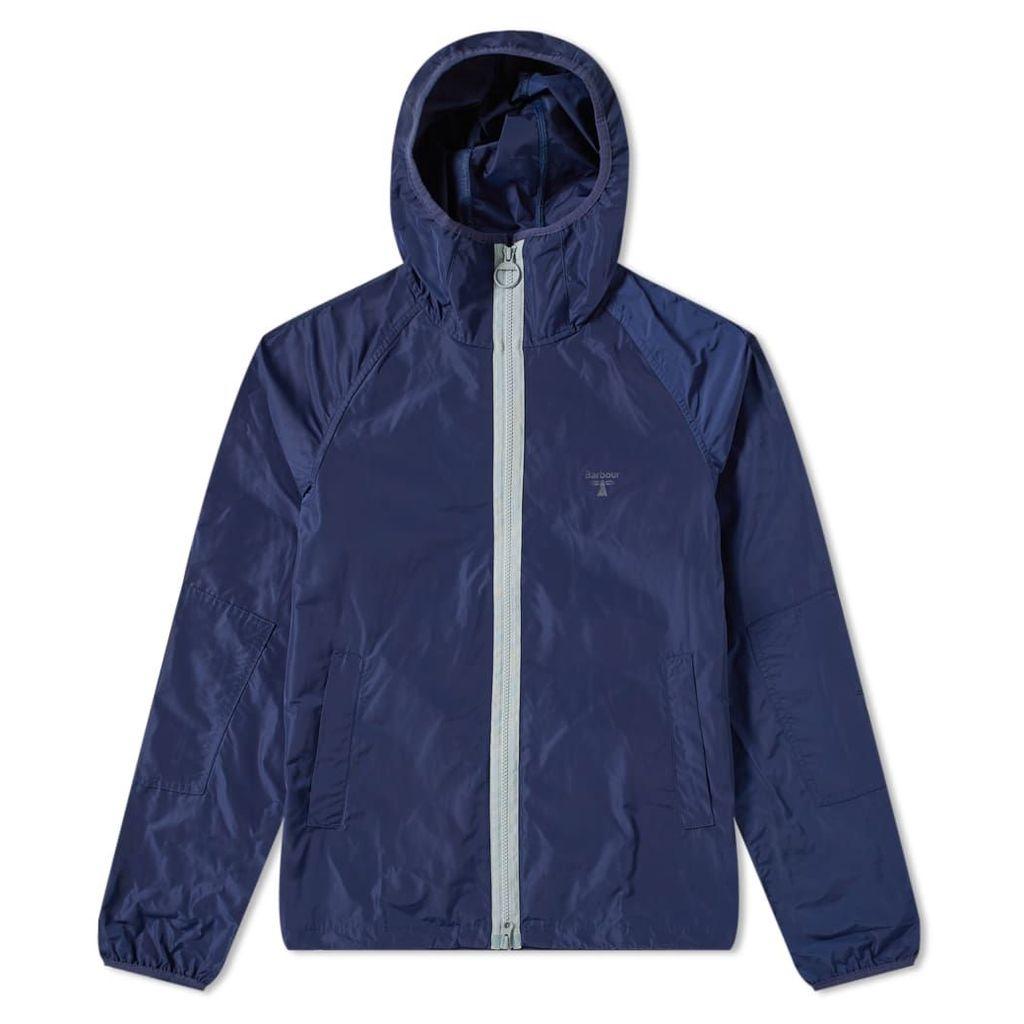 Barbour Beacon Col Jacket Regal Blue