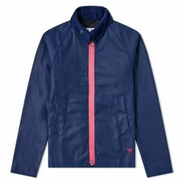 Barbour Munro Wax Jacket Regal Blue