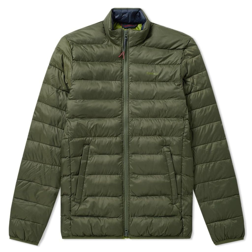 Barbour Nigg Quilted Jacket Olive