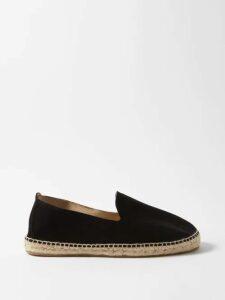 Sunspel - Crew Neck Loopback Cotton Sweatshirt - Mens - Cream