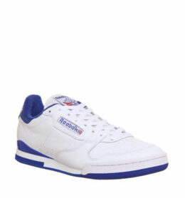 Reebok Phase 1 84 Archive WHITE COLLEGIATE ROYAL