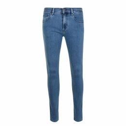 Versus Versace Logo Bum Slim Jeans