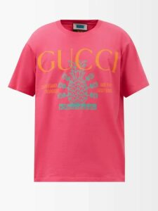 Prada - Logo Zip Through Nylon Jacket - Mens - Blue Multi