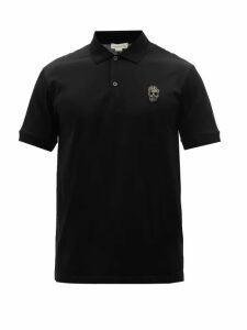 Loewe - X Charles Rennie Mackintosh Cotton Sweatshirt - Mens - Black