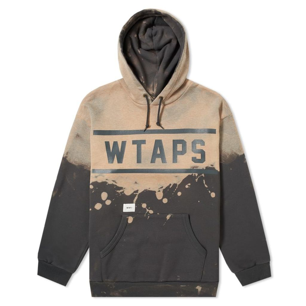 WTAPS Design Team Hoody Charcoal