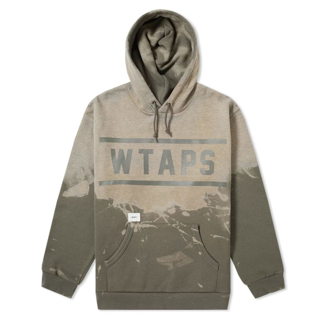 WTAPS Design Team Hoody Grey